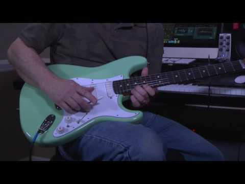 "Jeff Beck's ""Big Block"" by Joe Zammit"