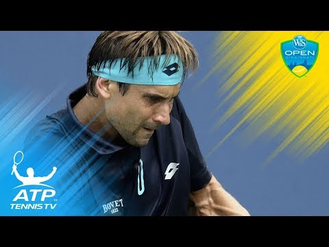 Kyrgios upsets Nadal, Ferrer winds back the clock | Cincinnati 2017 Highlights Day 6