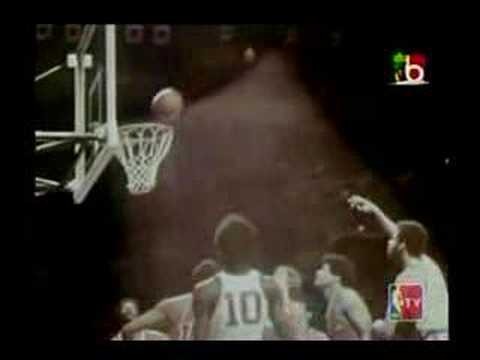 1971 NBA Finals: Milwaukee Bucks vs. Baltimore Bullets