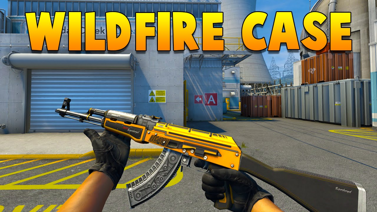 wildfire case skins