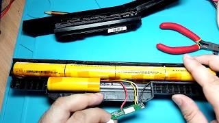 видео батареи для ноутбуков