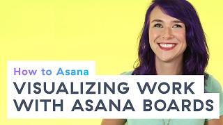 How to Asana: Visualizing work with Asana kanban boards