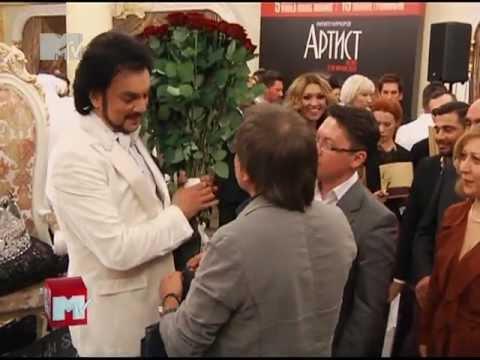 MTV News - День рождения Киркорова