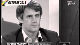 La panquequeada de Prat Gay sobre el dolar a 16 - 678