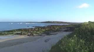 Le Raguenes Plage Camping, Brittany, France