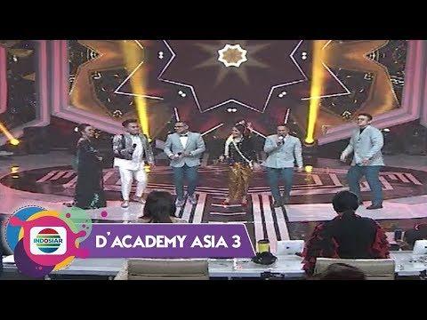 Highlight D'Academy Asia 3 - Group 2 Top 6