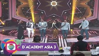 Video Highlight D'Academy Asia 3 - Group 2 Top 6 download MP3, 3GP, MP4, WEBM, AVI, FLV Desember 2017