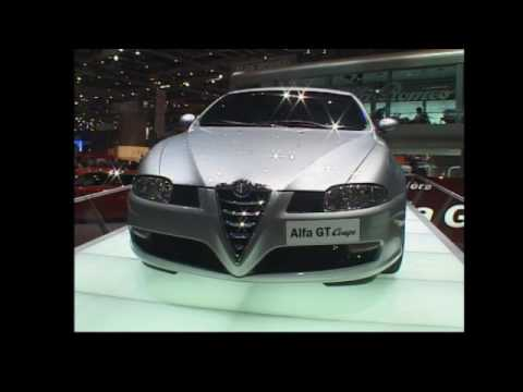 Geneva International Motor Show 2003