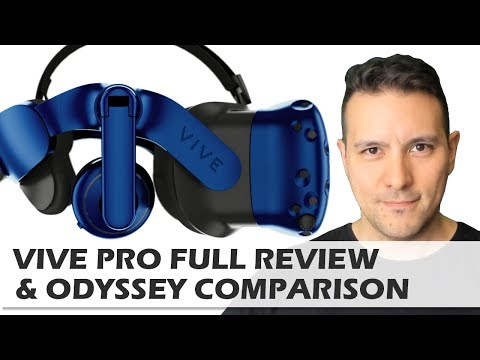 HTC Vive Pro Review & Comparison With Samsung Odyssey: Why You Should Not Buy The Vive Pro Now