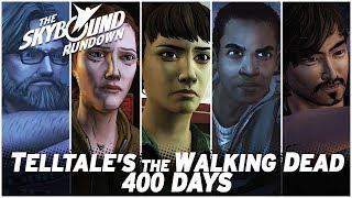 Ходячие мертвецы. Сезон 1. 400 дней. Прохождение на 100%.  FullHD