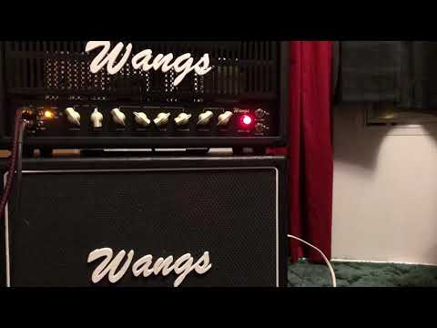 Wang&39;s amps -15 crunch channel