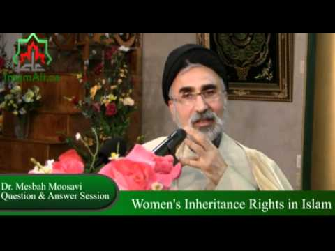 Tazeen Hasan – Inheritance Rights for Women in India from YouTube · Duration:  1 minutes 21 seconds