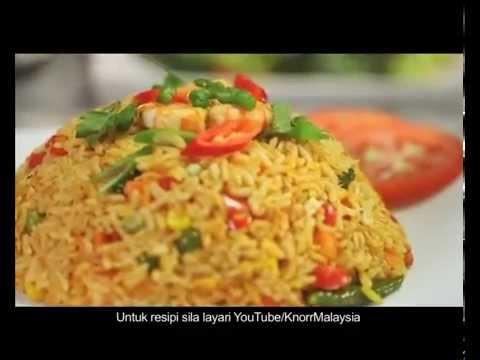 Knorr Nasi Goreng Lambaian 10s Youtube