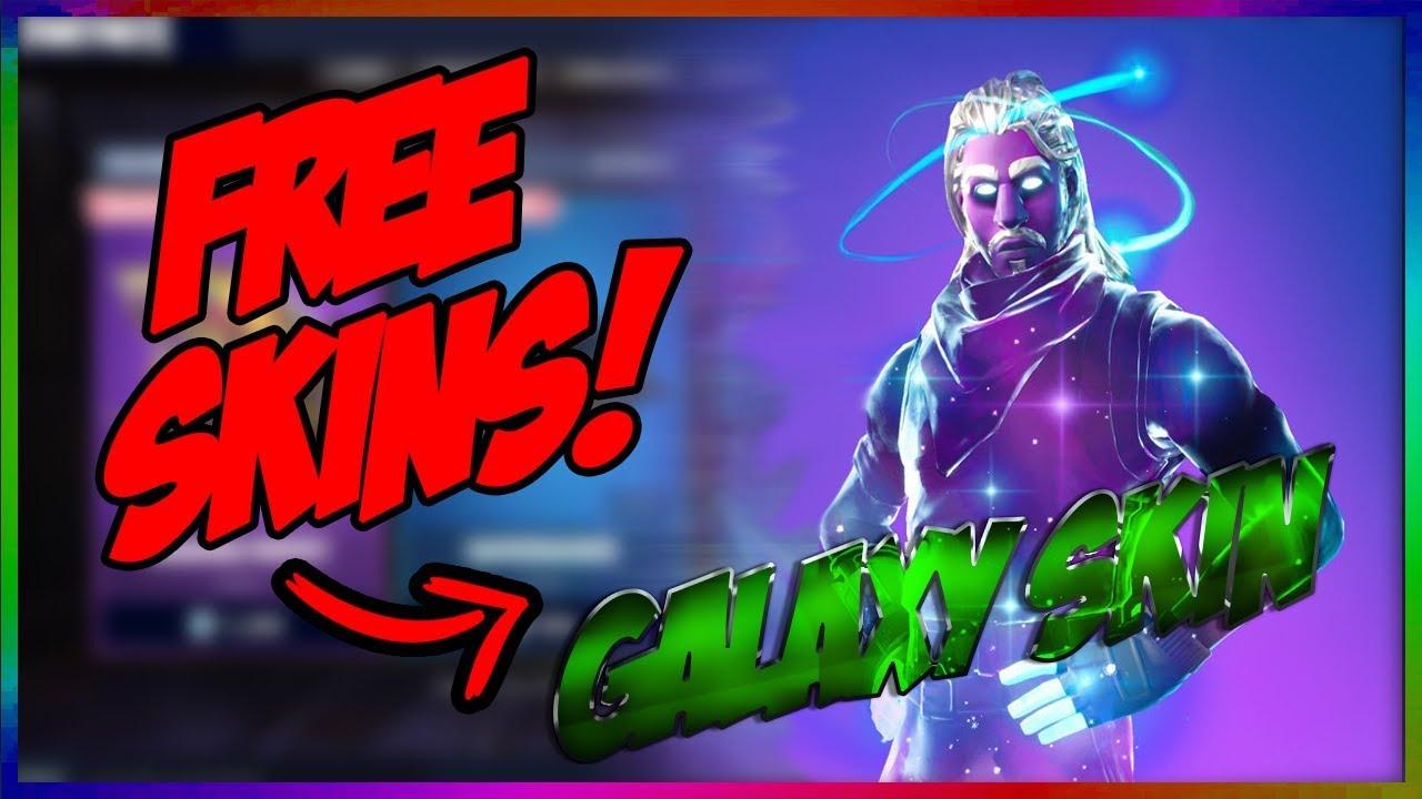 Fortnite: Unlock Galaxy Skin FREE 😱 How To Get Any ...