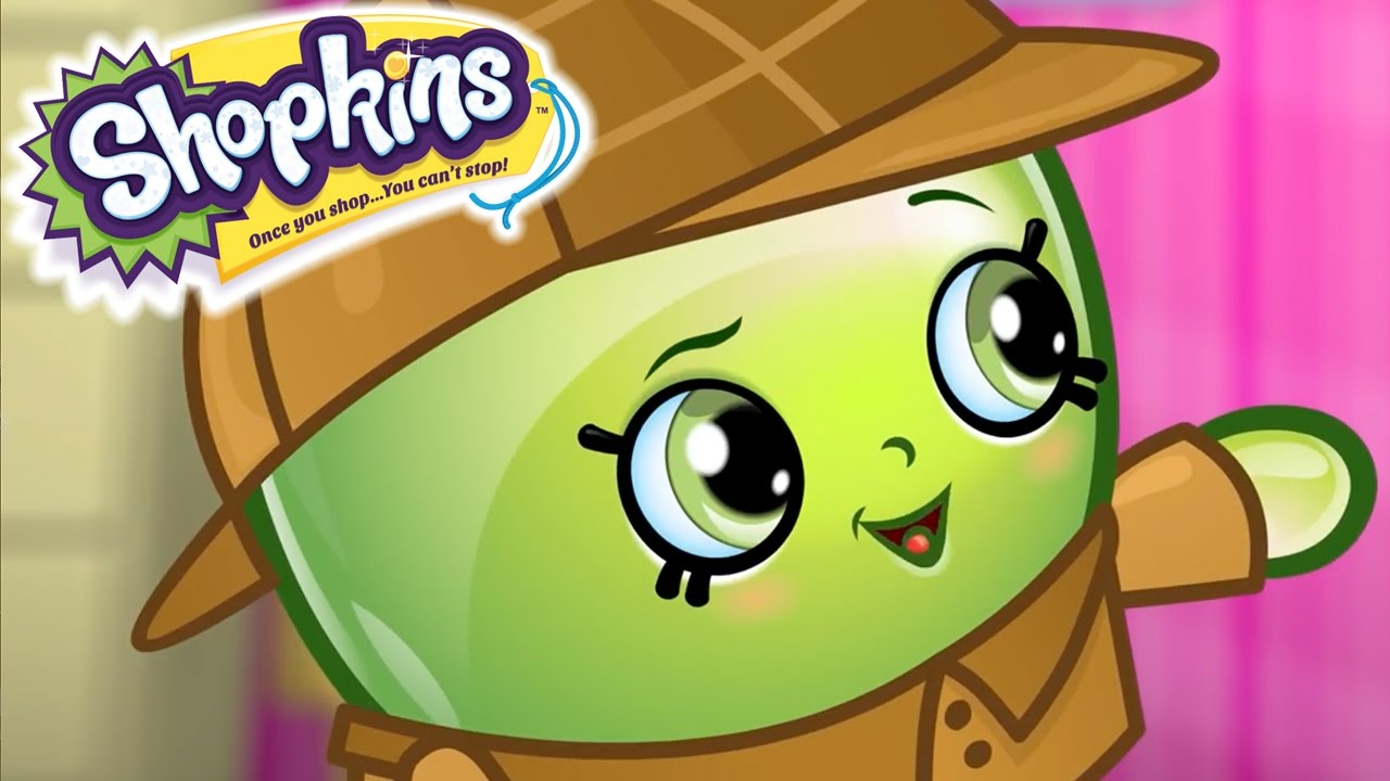 Shopkins full episode shopkins holmes shopkins - Shopkins cartoon episode 5 ...