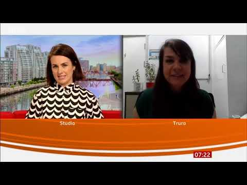 BBC Breakfast Interview - Mask Recycling at RCHT