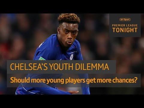 £60m for Pulisic? Or give Hudson-Odoi a chance? A look at Chelsea's youth system | PL Tonight Mp3