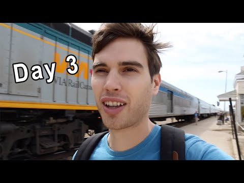 Crossing Canada By Train With VIA RAIL