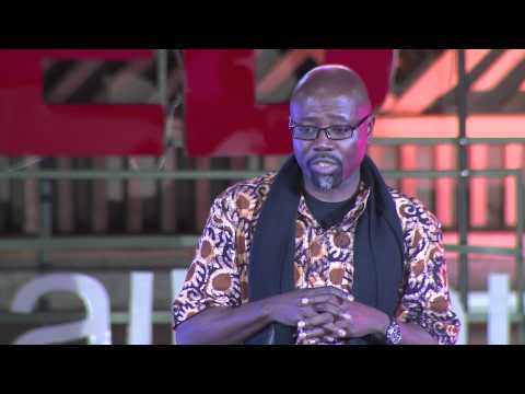 Editorial Cartoonist speaking truth to power | Gado Mwampembwa | TEDxNairobi