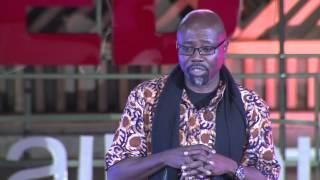 Editorial Cartoonist speaking truth to power   Gado Mwampembwa   TEDxNairobi