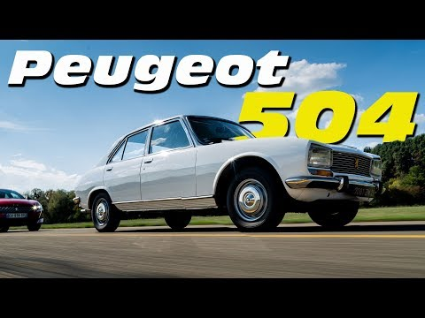 Horse Y Power When A Peugeot 504 Bakkie Ruled Africa Worldnews