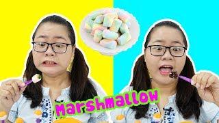 ĐỒ CHƠI TRANG TRÍ KẸO MARSHMALLOW | Troll Chị Cà Chua