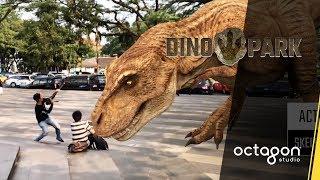 Apple ARKit 'Dino Park AR+' Demo App | Octagon Studio