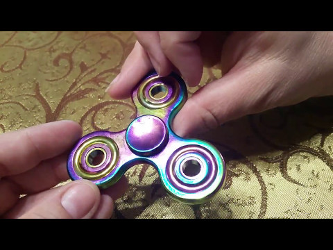 Fidget Spinner by Aemotoy (all metal!)