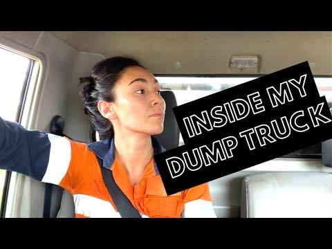 INSIDE MY DUMP TRUCK +Motherhood, Mining & Mayhem+