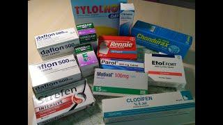 Турецкая аптека. Что я купила из лекарств в Турции!