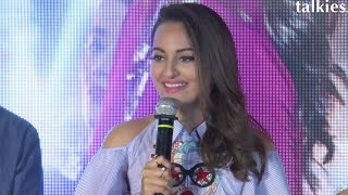 Sonakshi Sinha's Reaction To Her Linkups