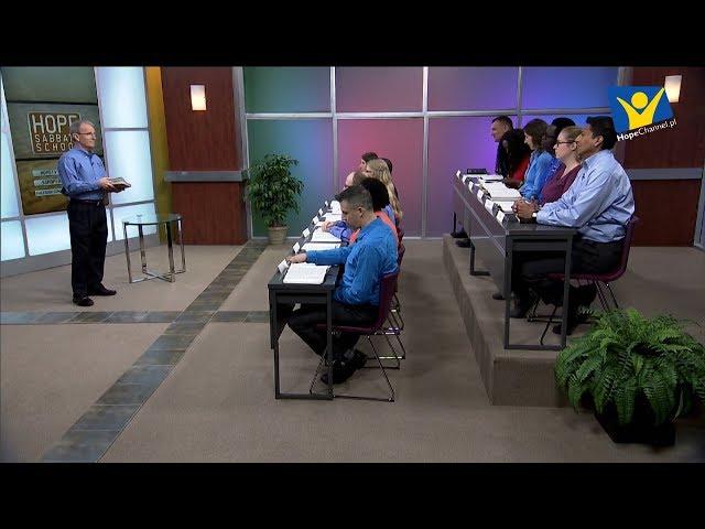 Szkoła Sobotnia Hope Channel - Lekcja II (13 października 2018)