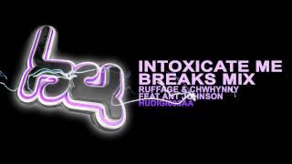 HUDIGI003AA: Ruffage & Chwhynny - Intoxicate Me (Breaks Mix) (Hardcore Underground)