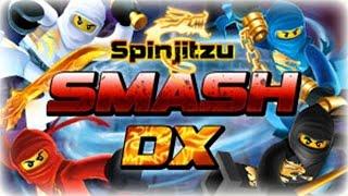 NINJAGO Spiele | Spinjitzu Smash DX | Cartoon Network - Baby Spiel-und Kinder-Spiele Für 2014