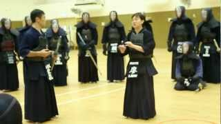 Eiga Sensei Seminar: Kaeshi - Do and Nuki - Do