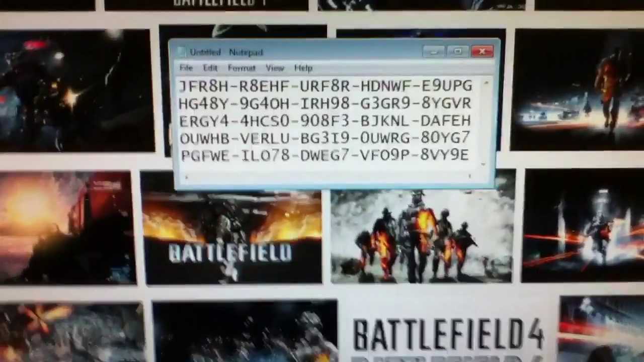 free steam code giveaway battlefield 4 steam key giveaway youtube 625