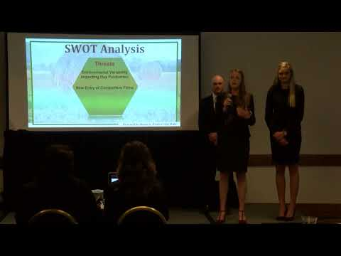 2018 Student Marketing Competition Finals: Texas A&M University