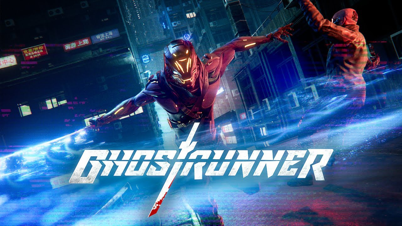 Ghostrunner Gets Demo On Steam, Cinematic Trailer