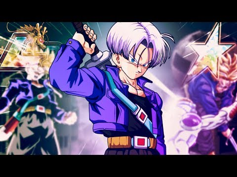 ANOTHER RAINBOW SUMMONABLE LR?! 100% LR SSJ Trunks | Dragon Ball Z Dokkan Battle