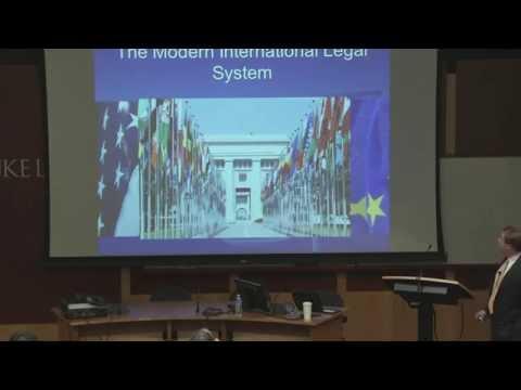William Burke-White   Power Shifts In International Law