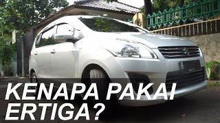 Suzuki Ertiga GX AT 2014 Owning Experience