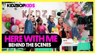 KIDZ BOP Kids - Here With Me (Official Music Video)
