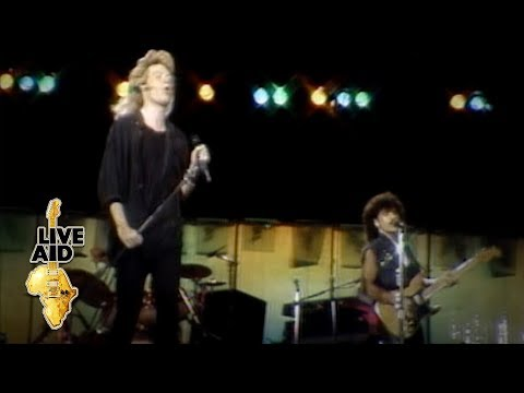 Hall & Oates - Maneater (Live Aid 1985)