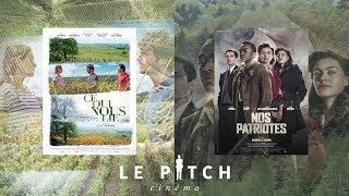 Ce qui nous lie / Nos patriotes – Le pitch cinéma France 3 du 14/06/2017