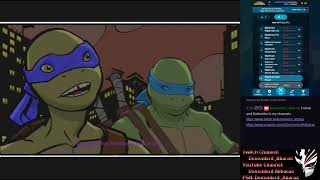 [PS3] Teenage Mutant Ninja Turtles: Out of the Shadows - [#1]