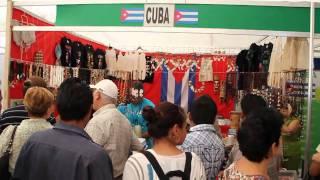 2011年ケレタロの国際祭り パート1
