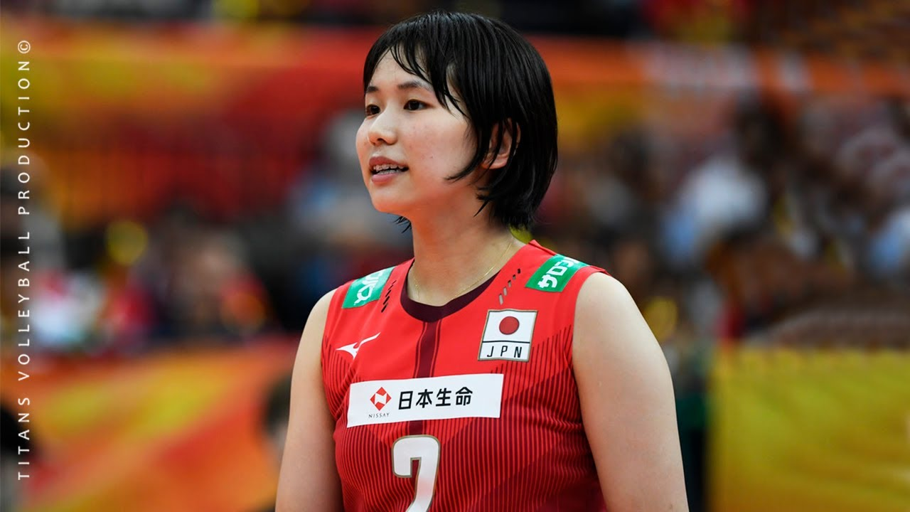 Sarina Koga (古賀 紗理那) - THE BEST 2018 - 2019 (Volleyball Highlights)