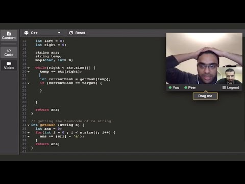Coding Interview | Software Engineer @ Bloomberg (Part 1)