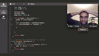 Coding Interview | Software Engineer @ Bloomberg (Part 1) screenshot 3