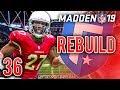 PLAYOFFS BEGIN! Can We Stop Khalil Mack?   Madden 19 Franchise Rebuild - Ep.36